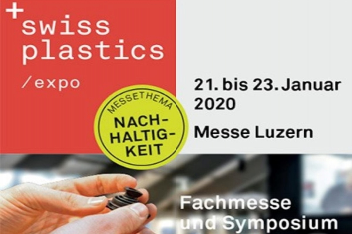 SAVE THE DATE: AES AT SWISS PLASTICS 2020