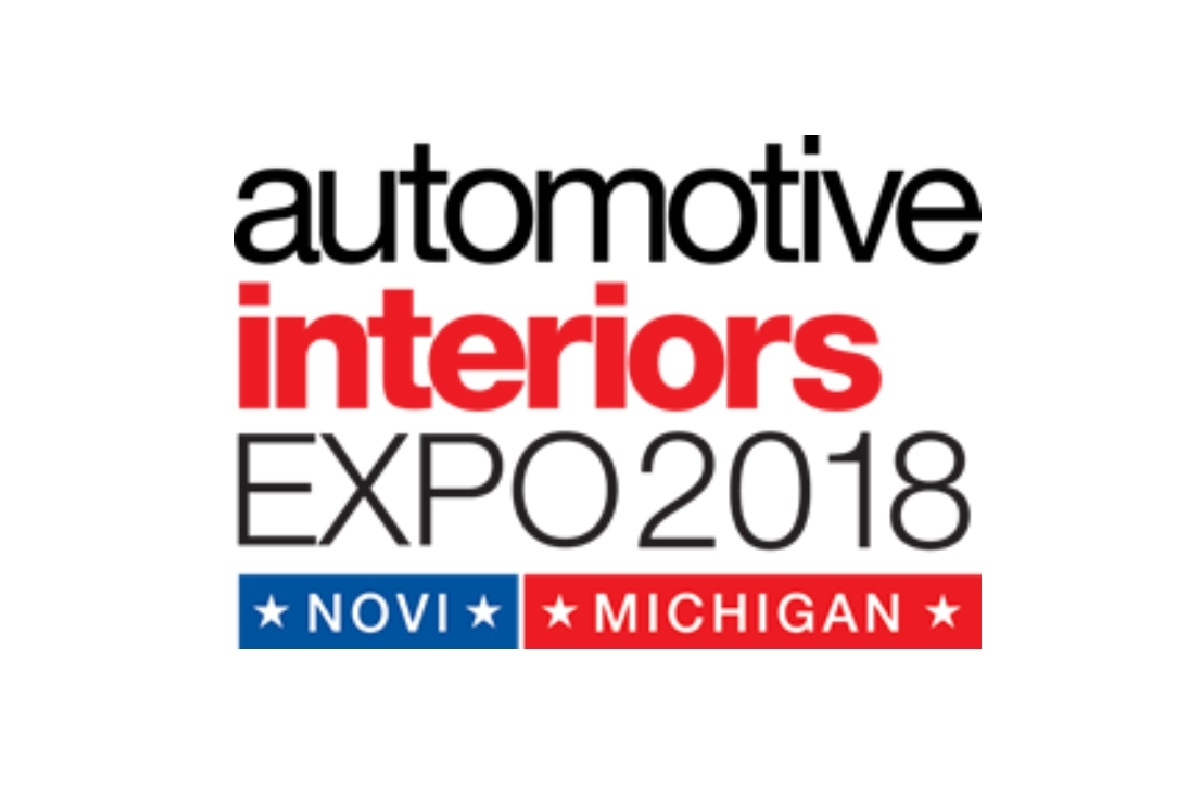 Save the date: AES at Automotive Interiors Expo 2018